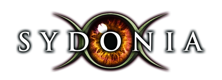 Sydonia logo golden eye